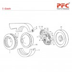 Clutch - Atlas Copco Air Compressor Parts