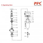 Regulating Valve - Atlas Copco Air Compressor Parts
