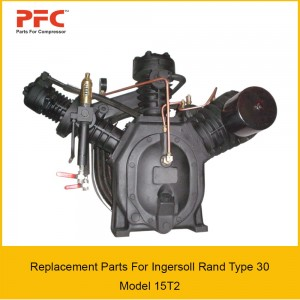 Ingersoll Rand Type 30 Model 15T2 Air Compressor Parts