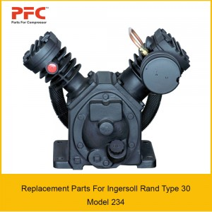 Ingersoll Rand Type 30 Model 234 Air Compressor Parts