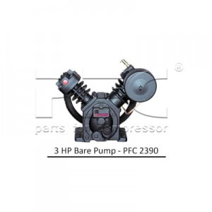 3 HP Air Compressor - Bare Pump - PFC 2390