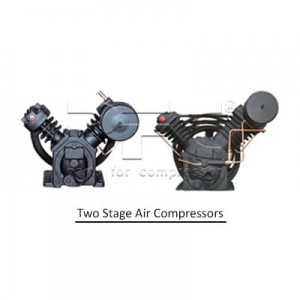 Two Stage Piston Air Compressor Pumps
