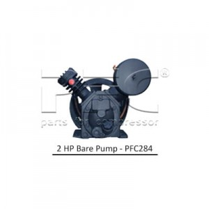 2 HP Air Compressor - Bare Pump - PFC 284