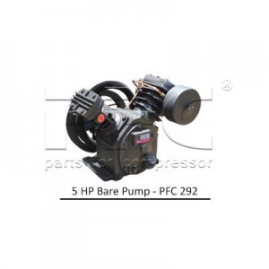 5 HP Air Compressor - Bare Pump - PFC 292