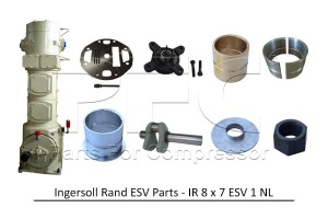 Ingersoll Rand 8 x 7 NL Replacement Parts
