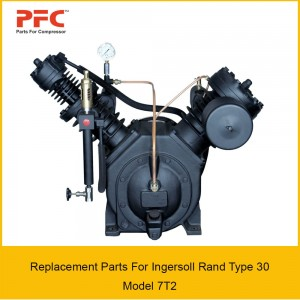 Ingersoll Rand Type 30 Model 7T2 Replacement Parts