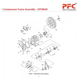 Compressor Frame Assembly