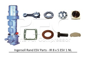 Ingersoll Rand 8 x 5 NL Replacement Parts