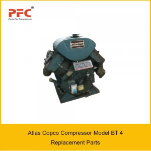 Atlas Copco Compressor Model BT 4 Replacement Parts