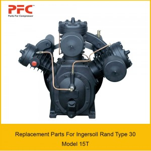 Ingersoll Rand Type 30 Model 15T Air Compressor Parts
