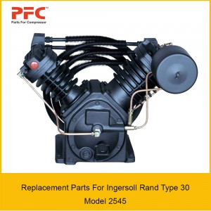 Ingersoll Rand Type 30 Model 2545 Replacement Parts