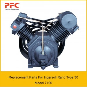Ingersoll Rand Type 30 Model 7100 Air Compressor Parts