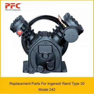 Ingersoll Rand Type 30 Model 242 Air Compressor Parts