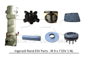 Ingersoll Rand 9 x 7 NL Replacement Parts