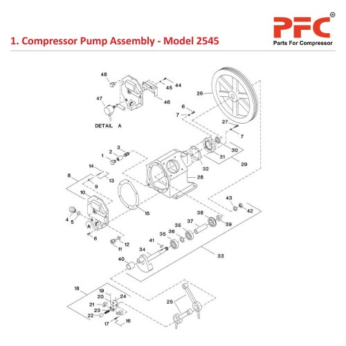 08.01 Compressor Pump Assembly Model 2545.jpg