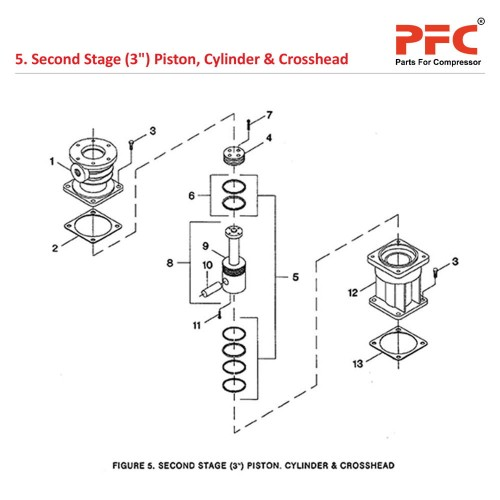 05. Second Stage (3) Piston, Cylinder & Crosshead.jpg