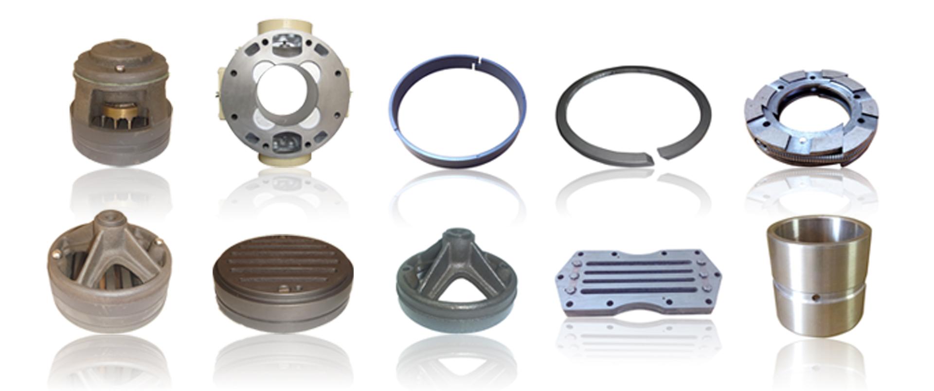 Ingersoll Rand ESV/ESH Parts